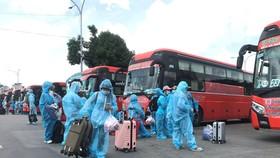 Đắk Lắk tạm dừng vận tải hành khách đi TPHCM và ngược lại