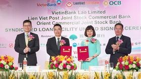 LienViet Postbank vay 50 triệu USD từ các ngân hàng Đài Loan