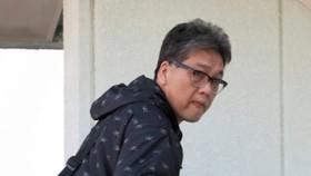 Nghi phạm Shibuya Yasumasa. Ảnh: Asahi Shimbun