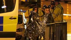 Anh: Nổ tại buổi biểu diễn ca nhạc, 70 người thương vong