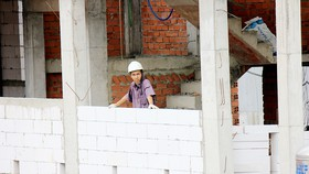 Sử dụng gạch không nung trong các công trình xây dựng góp phần bảo vệ môi trường sống