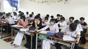 Hướng dẫn hình thức kiểm tra định kỳ trong trường THPT