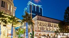 Continental Saigon là khách sạn cổ nhất Việt Nam