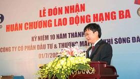 Ông Đinh Mạnh Thắng