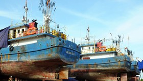 Rối rắm thủ tục đóng tàu theo Nghị định 67