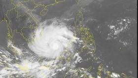 Bão Tembin - bão số 16 giật cấp 15 mang sóng biển cao 10m ập vào quần đảo Trường Sa