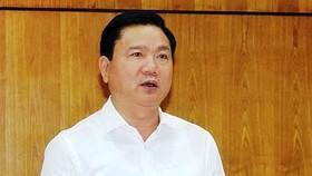Ngày 8-1-2018, xét xử bị cáo Đinh La Thăng và các đồng phạm trong vụ án xảy ra tại PVC