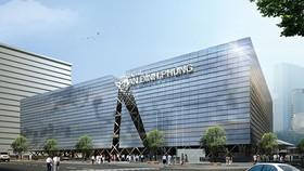 Dự án Trung tâm TDTT Phan Đình Phùng đã có nhà đầu tư