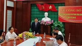 Đồng chí Nguyễn Duy Bắc làm Phó Giám đốc Học viện Chính trị quốc gia Hồ Chí Minh