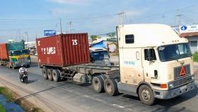 Tăng cường kiểm tra vận tải hàng hóa