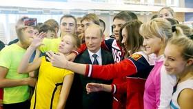 Tổng thống Vladimir Putin và mục tiêu chấn hưng kinh tế