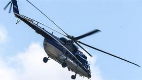 Rơi trực thăng tại Nga, không có người sống sót