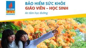 Bảo hiểm PVI trao học bổng, quà tặng và bảo hiểm cho HS-SV nhân dịp năm học mới