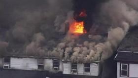 Hàng chục vụ nổ khí gas ở ngoại ô TP Boston, 1 người thiệt mạng, 12 người bị thương