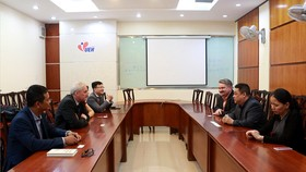 ICAEW ký kết hợp tác chiến lược cùng Đại học Kinh tế TPHCM