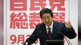 Thủ tướng Shinzo Abe. Ảnh: Reuters
