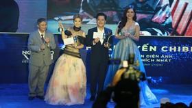 Hoàng Yến Chibi, Huỳnh Lập nhận cú đúp tại Ngôi Sao Xanh 2018