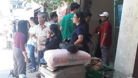 Dời khẩn cấp 38 hộ dân chung cư 518 Võ Văn Kiệt: Chia sẻ, gỡ khó cho dân