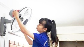 Khan hiếm lao động giúp việc nhà