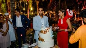 Cận cảnh đám cưới xa xỉ của tỷ phú Ấn Độ tại khách sạn 5 sao JW Marriott Phu Quoc Emerald Bay
