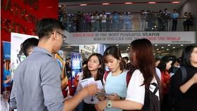 Hơn 1.000 sinh viên tham gia Ngày hội việc làm và Kết nối doanh nghiệp