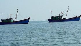 Lắp đặt thiết bị giám sát hành trình cho tàu cá