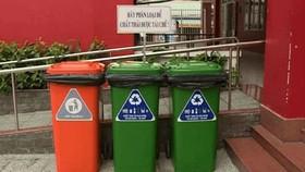 Chế tài hành vi không phân loại rác tại nguồn