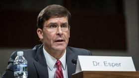 Mark Esper trở thành tân Bộ trưởng Quốc phòng Mỹ. Ảnh: GETTY IMAGES