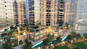 Sunshine City Sài Gòn kiến tạo lối sống mới cùng tổ hợp tiện ích đỉnh cao