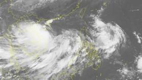 Từ sáng đến trưa mai 30-8, bão số 4 giật cấp 11 đi vào đất liền các tỉnh từ Nghệ An đến Quảng Bình