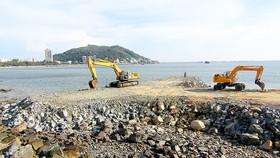 Đề nghị rà soát lại dự án lấn biển Vũng Tàu