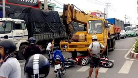 Thực hiện các giải pháp kéo giảm tai nạn giao thông