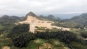 Tạm đình chỉ dự án Khu du lịch sinh thái, văn hóa tâm linh Lũng Cú