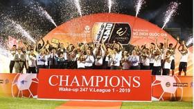 Cúp Quốc gia 2019: Hà Nội FC đứng trước cột mốc lịch sử