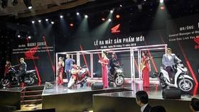 Honda Việt Nam ra mắt SH 125i/150i hoàn toàn mới có kết nối blutooth