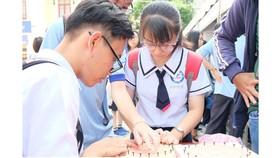 Ngày hội Toán học mở 2019
