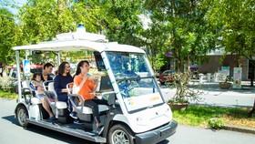 FPT thử nghiệm thành công cấp độ 3 xe tự hành trong khu đô thị Ecopark