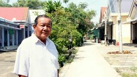 Ông Trần Liêu luôn là điểm tựa vững chắc cho phum sóc