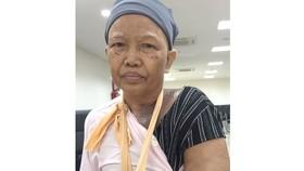 3 mẹ con nghèo mắc bệnh ung thư