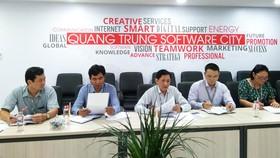 CNPM tìm cơ hội tham gia chuỗi QTSC