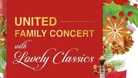 Chương trình nghệ thuật United Family Concert