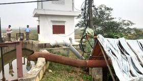Thêm nhiều hạn chế, bất cập tại dự án thủy lợi Bắc Nghệ An
