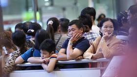 Tăng tối đa năng lực cung cấp dịch vụ sân bay