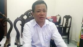Ông Nguyễn Hồng Khanh