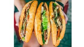Bánh mì Việt lên trend