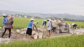 Hơn 2.900 xã vùng dân tộc thiểu số về đích nông thôn mới