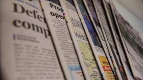 Tập đoàn truyền thông News Corp tạm dừng phát hành bản in 60 tờ báo địa phương. Ảnh: ABC Central West