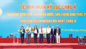 Yến sào Khánh Hòa khuyến mại sản phẩm yến sào đảo thiên nhiên nguyên chất