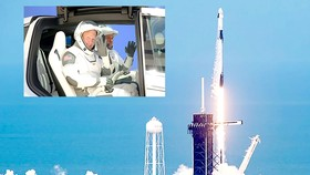 NASA, SpaceX phóng thành công tàu Crew Dragon: Kỷ nguyên mới trong hàng không vũ trụ Mỹ