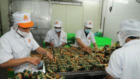 Vissan là doanh nghiệp duy trì ổn định nguồn thực phẩm thiết yếu, đáp ứng nhu cầu người tiêu dùng. Ảnh: CAO THĂNG